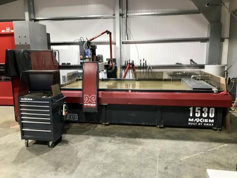 New CNC Waterjet Cutting Machine Added to Workshop | ETC Ltd