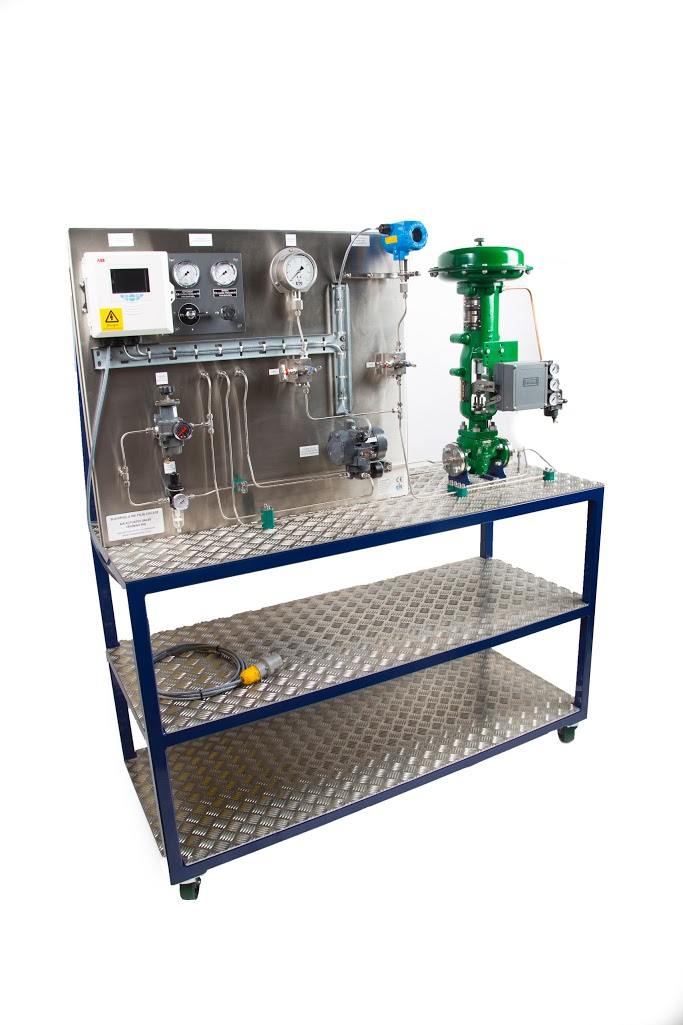 Air Actuated Valve Rig