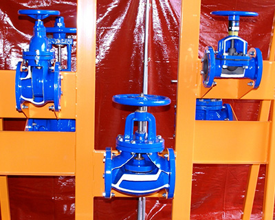 Sectional Valve